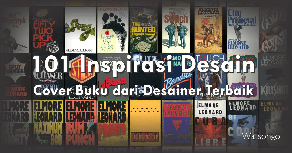 Kumpulan contoh desain cover buku untuk inspirasi anda. 101 desain cover buku terbaik dari desainer terbaik.