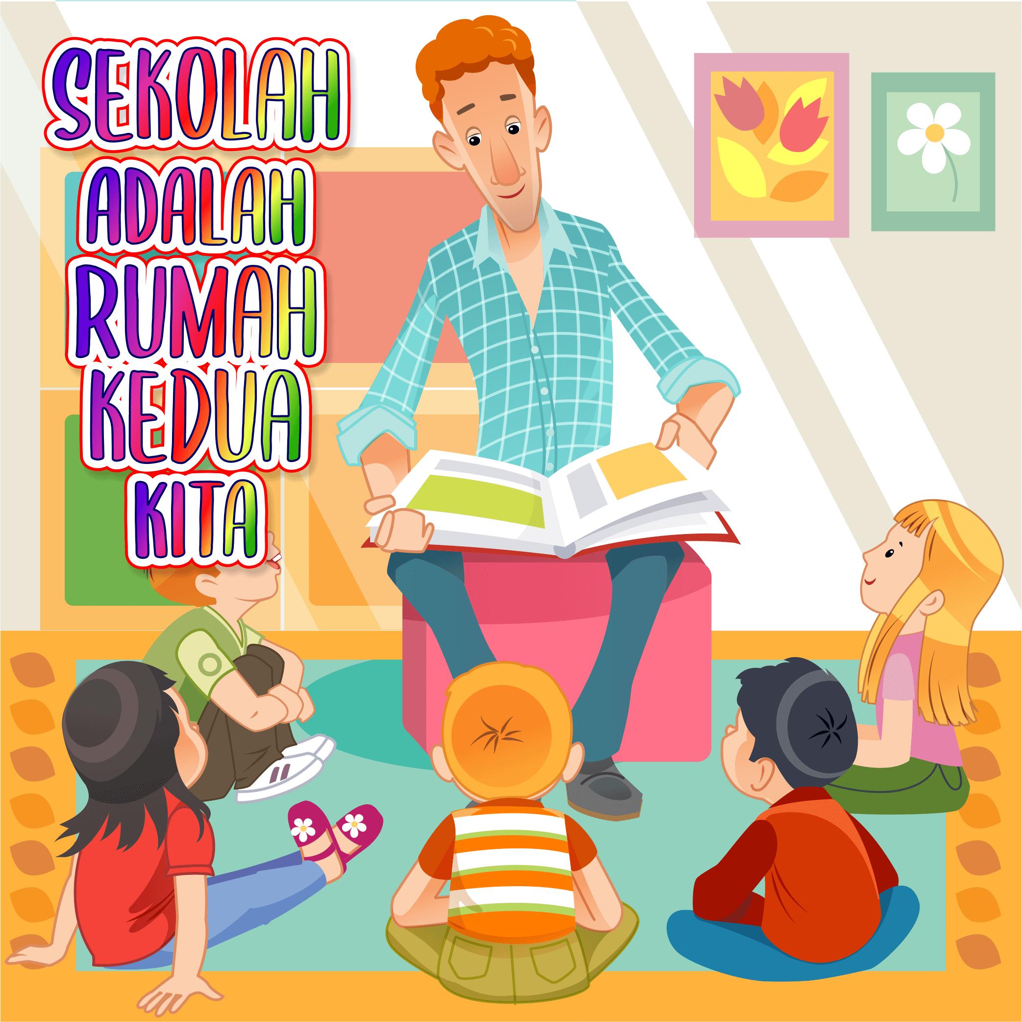desain poster pendidikan