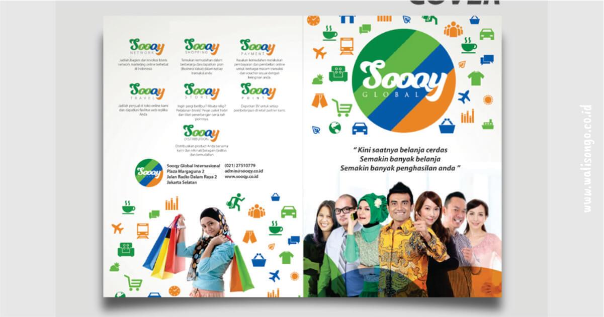 contoh brosur minimarket