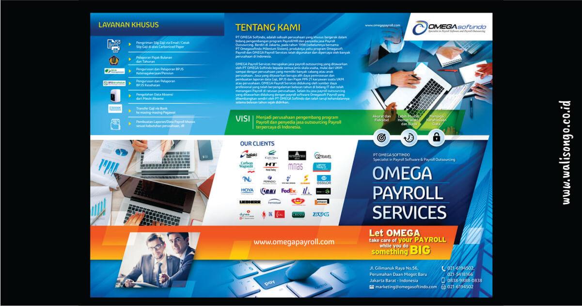 contoh brosur usaha