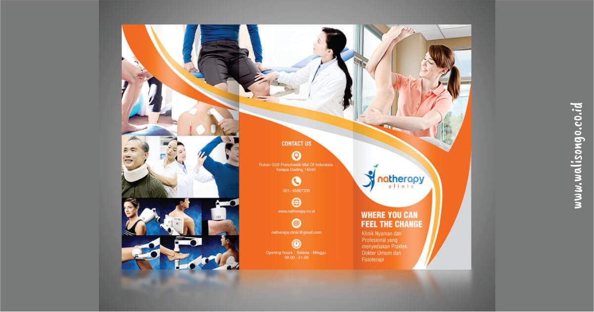 contoh brosur cantik