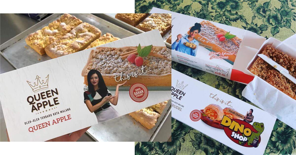 contoh Desain box roti