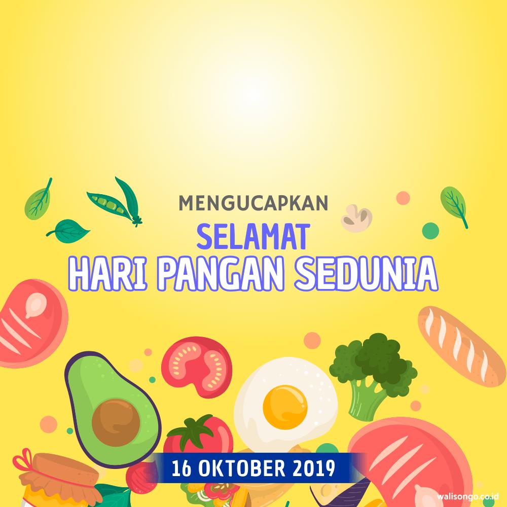 desain poster hari pangan 2019