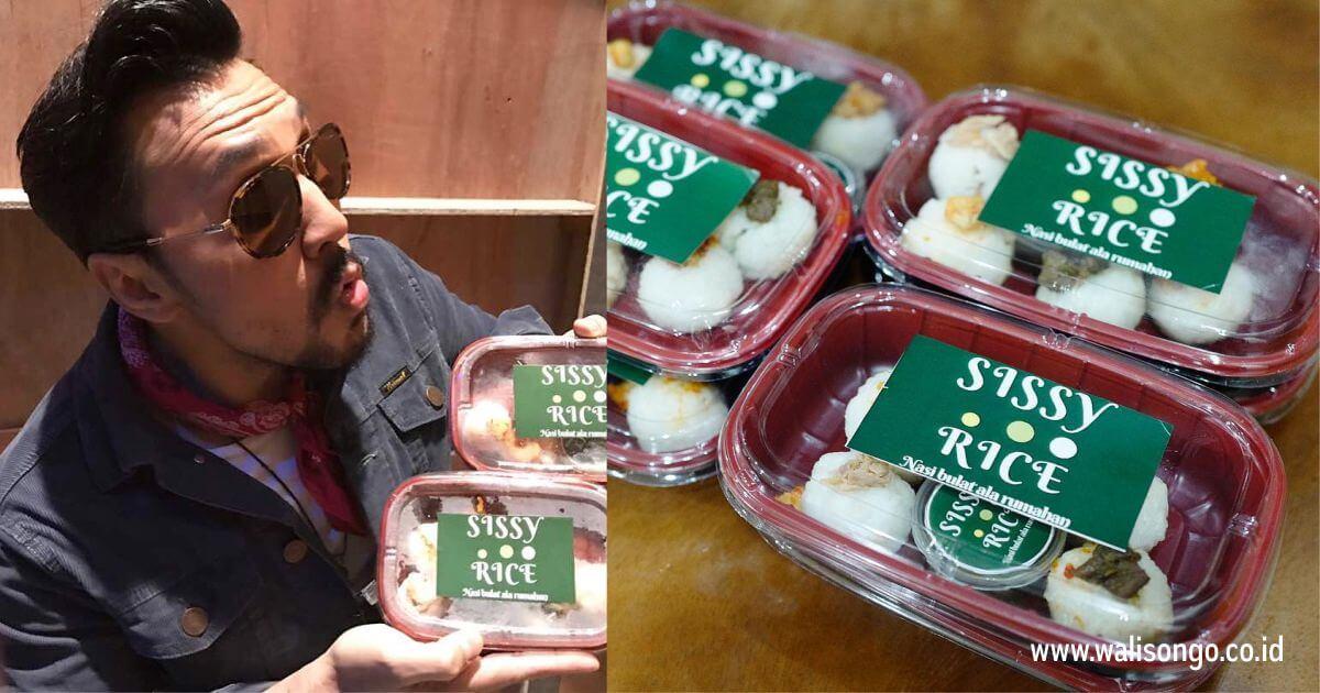 contoh Desain produk makanan