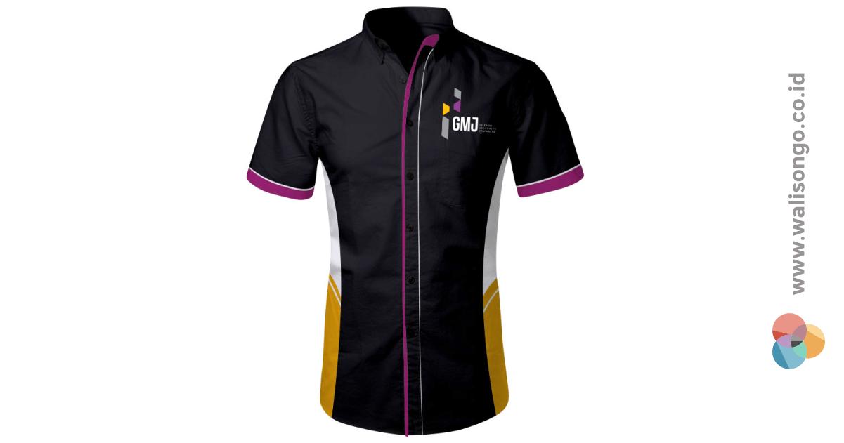 contoh desain seragam baju