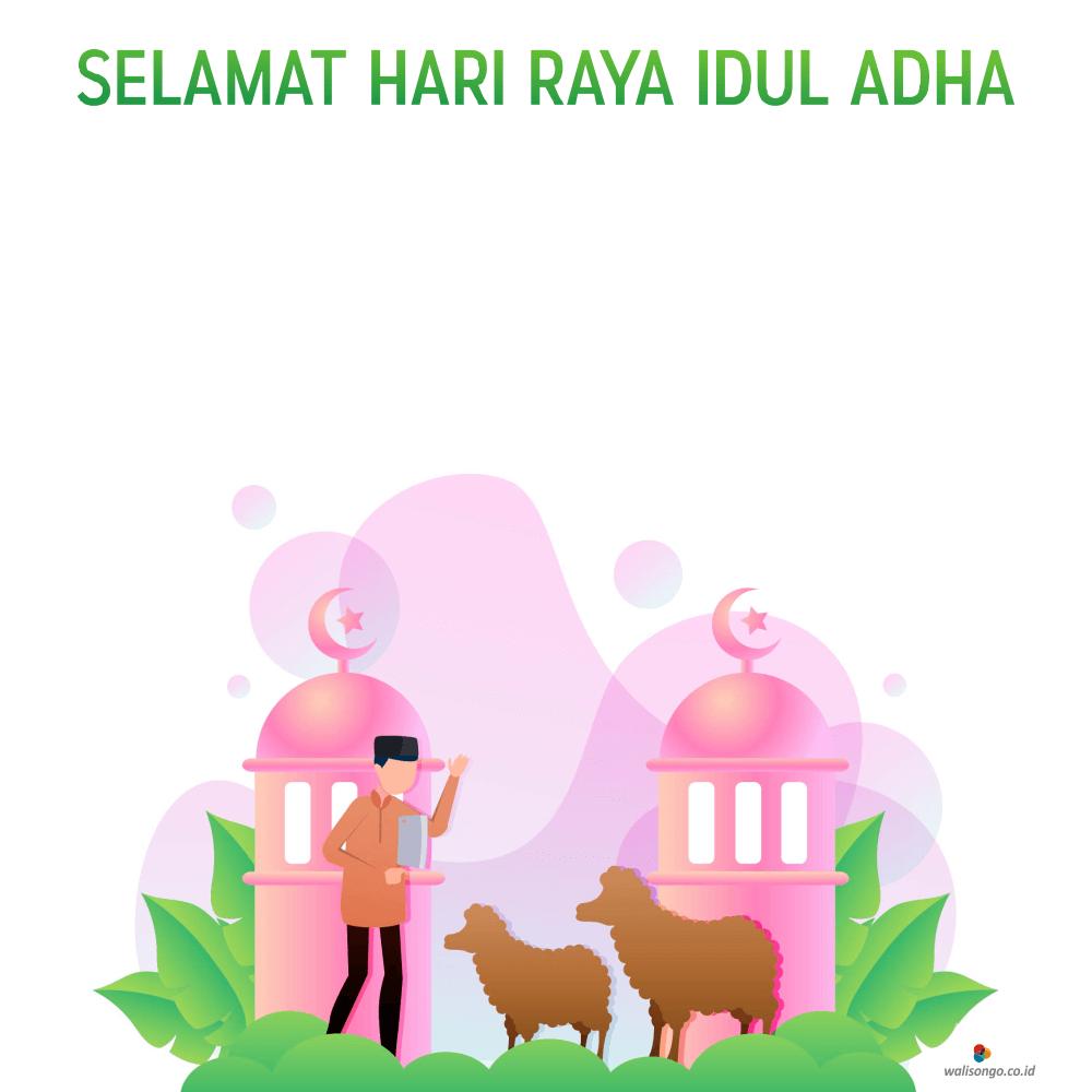Desain Kartu Ucapan Idul Adha 1440H Desain Keren