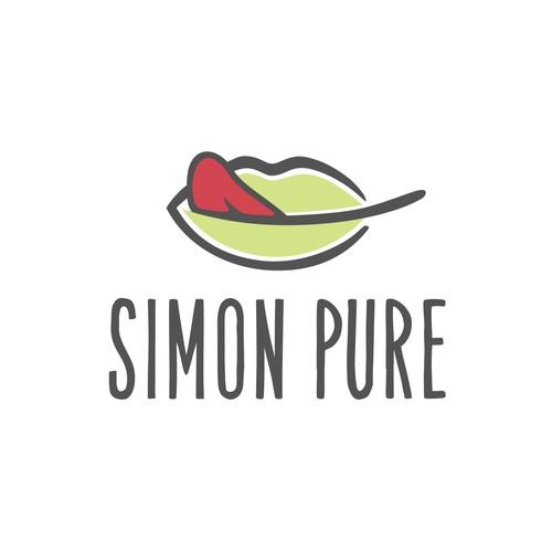 logo makanan keren