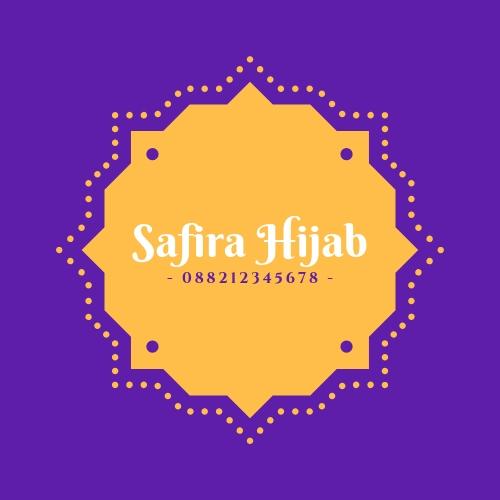 desain logo olshop hijab / jilbab