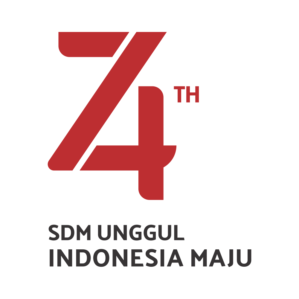 Logo Hut Ri Ke 74: [Tanpa Iklan] Download Logo HUT RI Ke-74 Vector CDR, AI