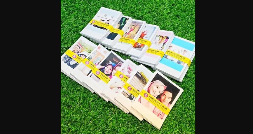 paket foto polaroid