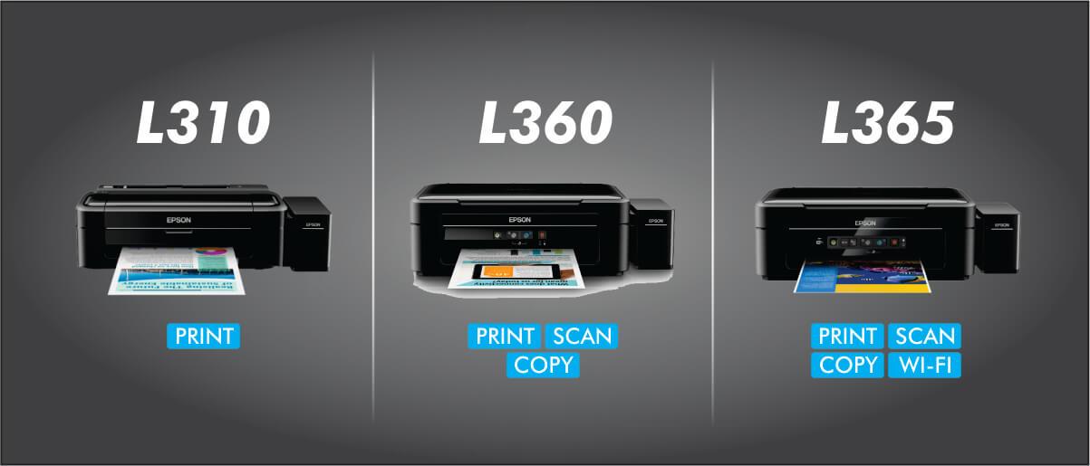 review epson L360