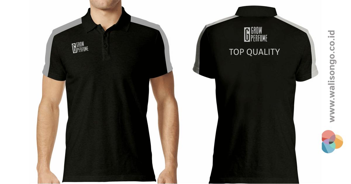 contoh polo tshirt