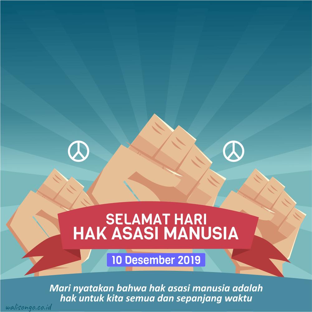 poster hak asasi manusia