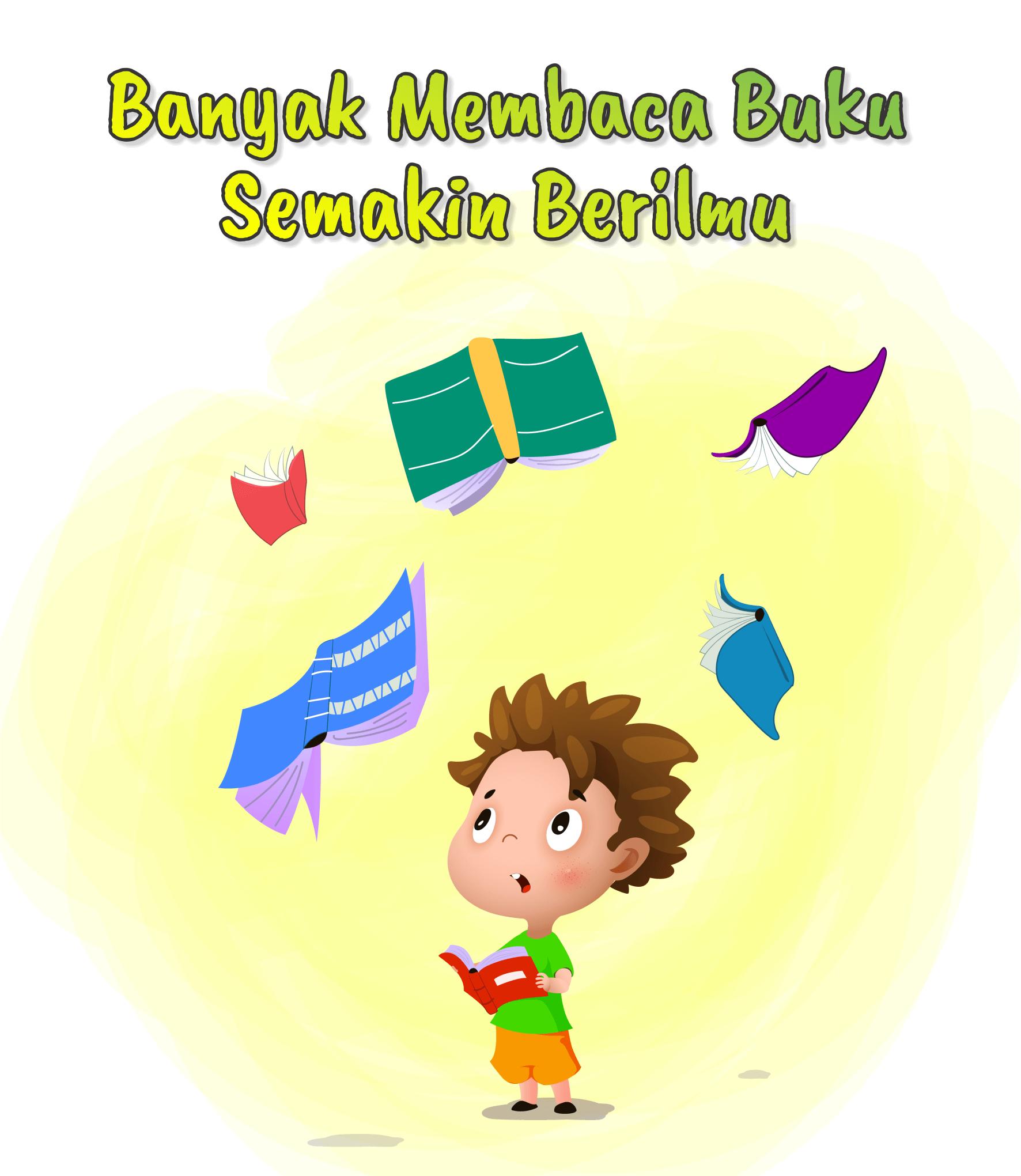 Contoh Gambar Poster Pendidikan Desain Terbaru Keren Abis