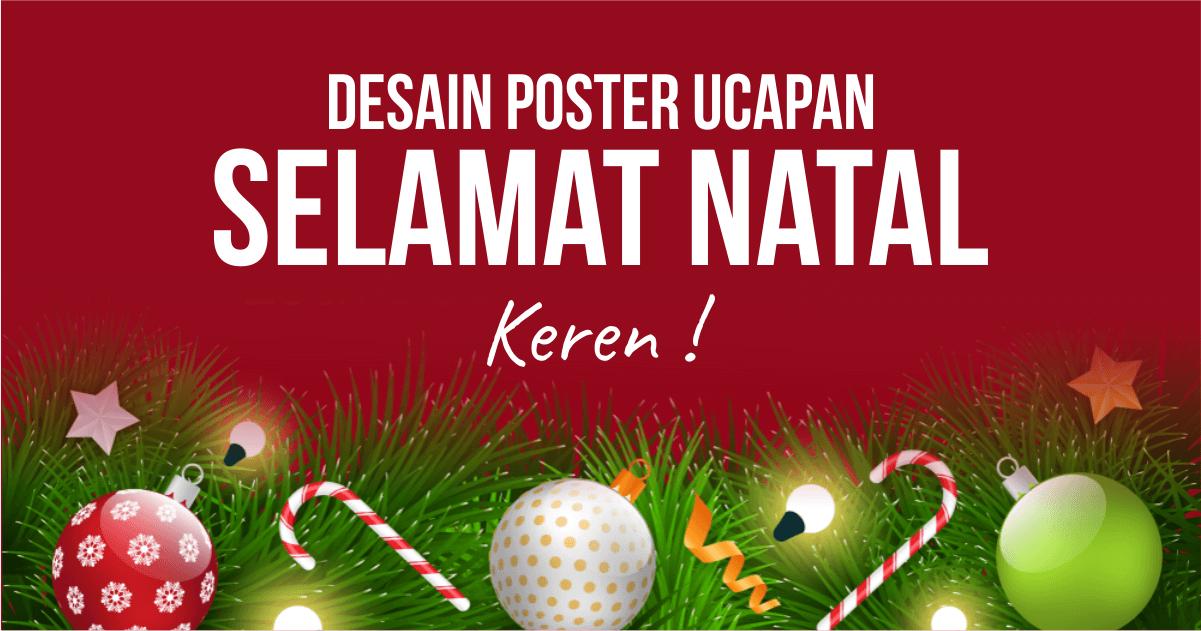 poster hari natal