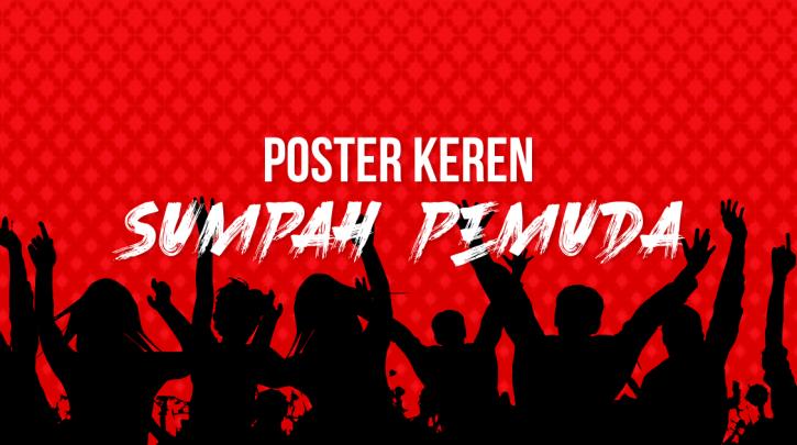 poster sumpah pemuda