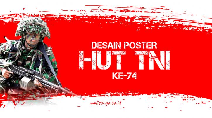 poster hut tni
