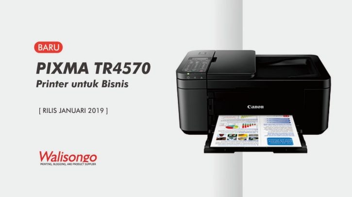 review canon tr4570