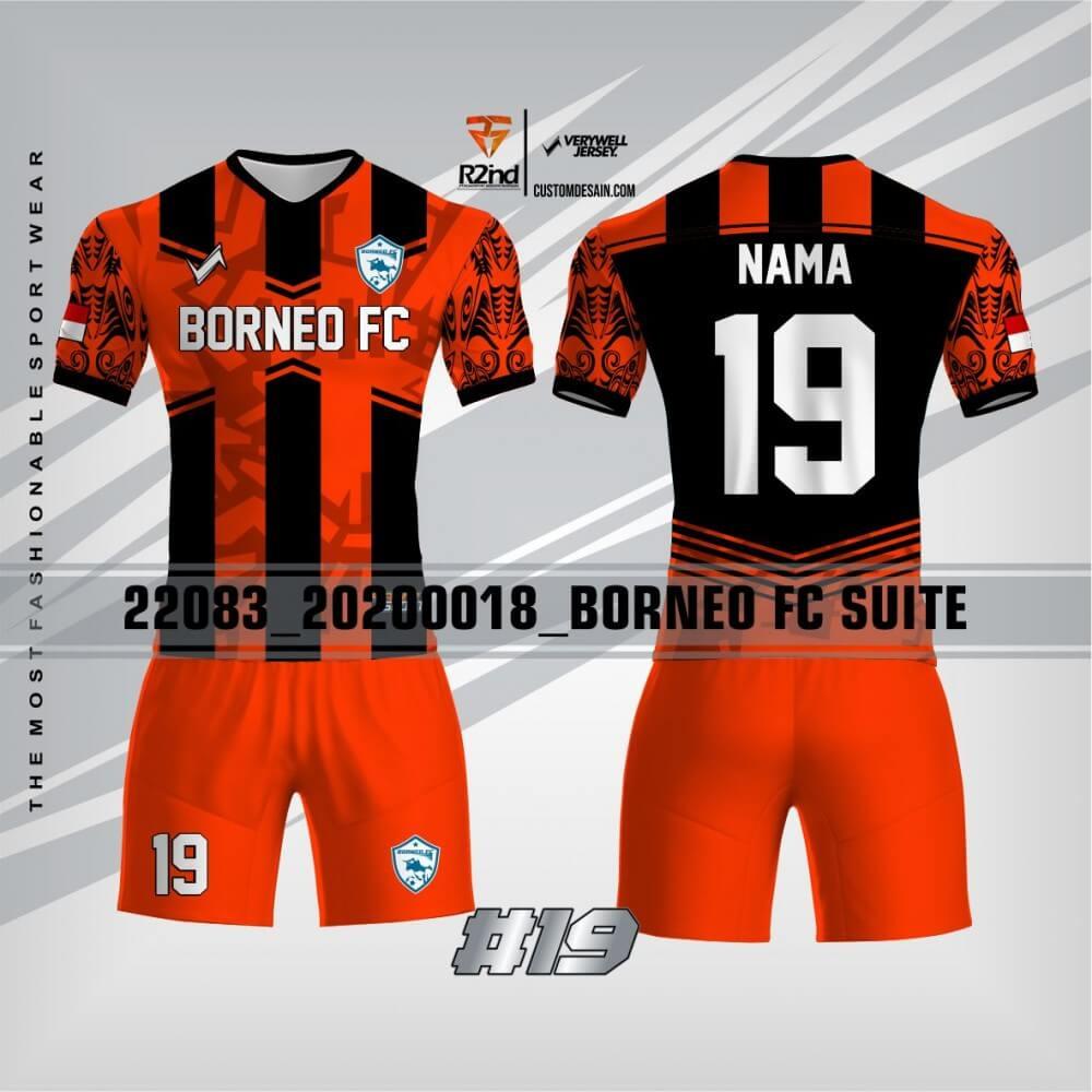 desain jersey futsal orange