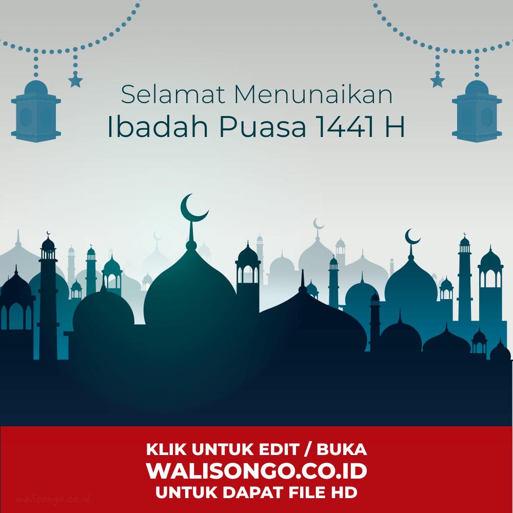 desain poster ucapan ramadhan background selamat puasa ...