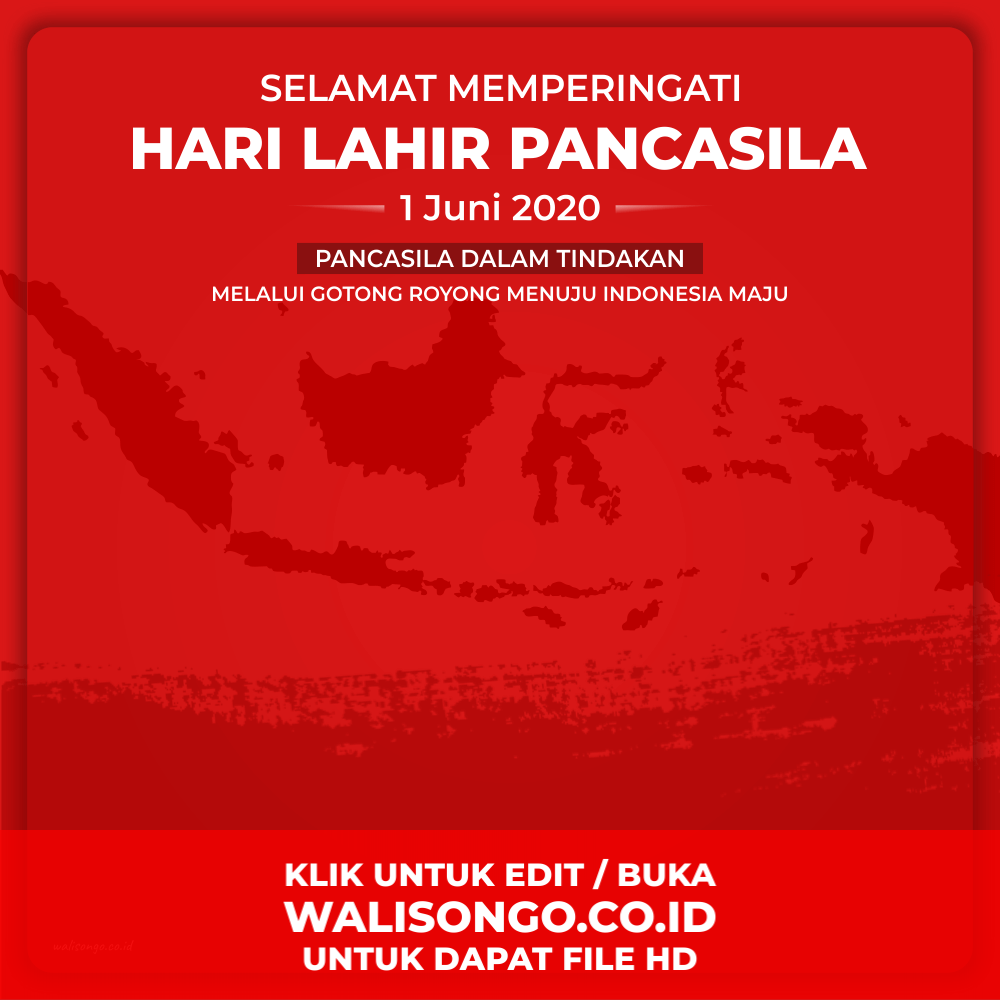 background hari lahir pancasila