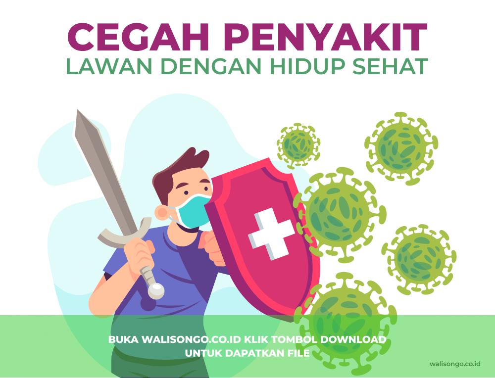 poster kesehatan lingkungan
