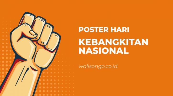 poster hari kebangkitan nasional