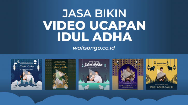 jasa video idul adha