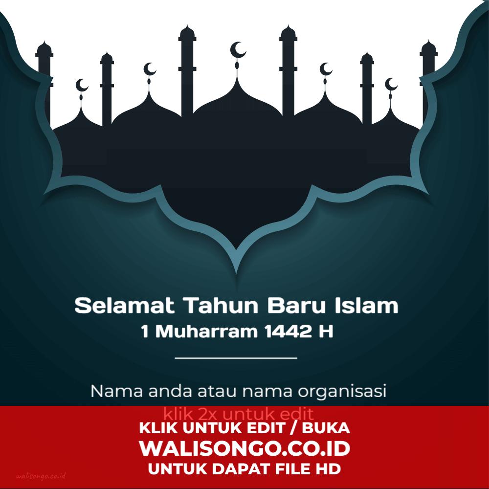 gambar tahun baru islam