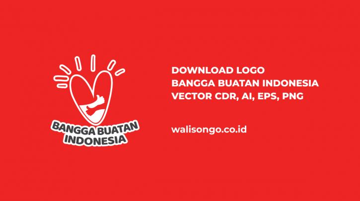 logo bangga buatan indonesia vector